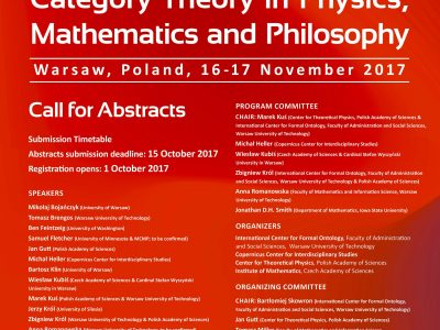 Category Theory in Physics, Mathematics and Philosophy