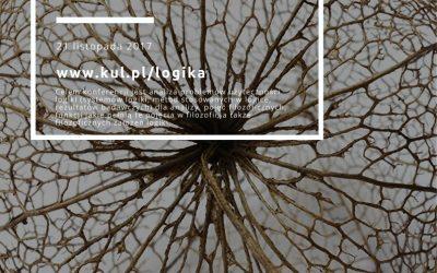Logika a filozofia. IX Jesienna Konferencja Logiki
