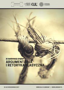 Argumentacja i retoryka klasyczna. ArgDiaP 2017 @ Aleje Racławickie 14 | Lublin | lubelskie | Polska