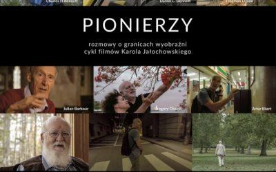 """To wyjątkowy projekt łączący różne dziedziny sztuki z nauką. """"Pionierzy"""" są cyklem dokumentalnym, związanym z najwybitniejszymi i najbardziej nieortodoksyjnymi uczonymi, którzy mieli odwagę, by kwestionować współczesne paradygmaty."""