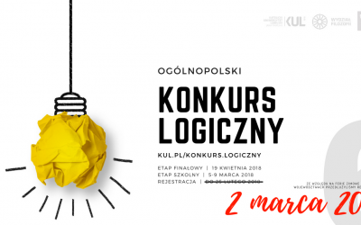 VI Ogólnopolski Konkurs Logiczny