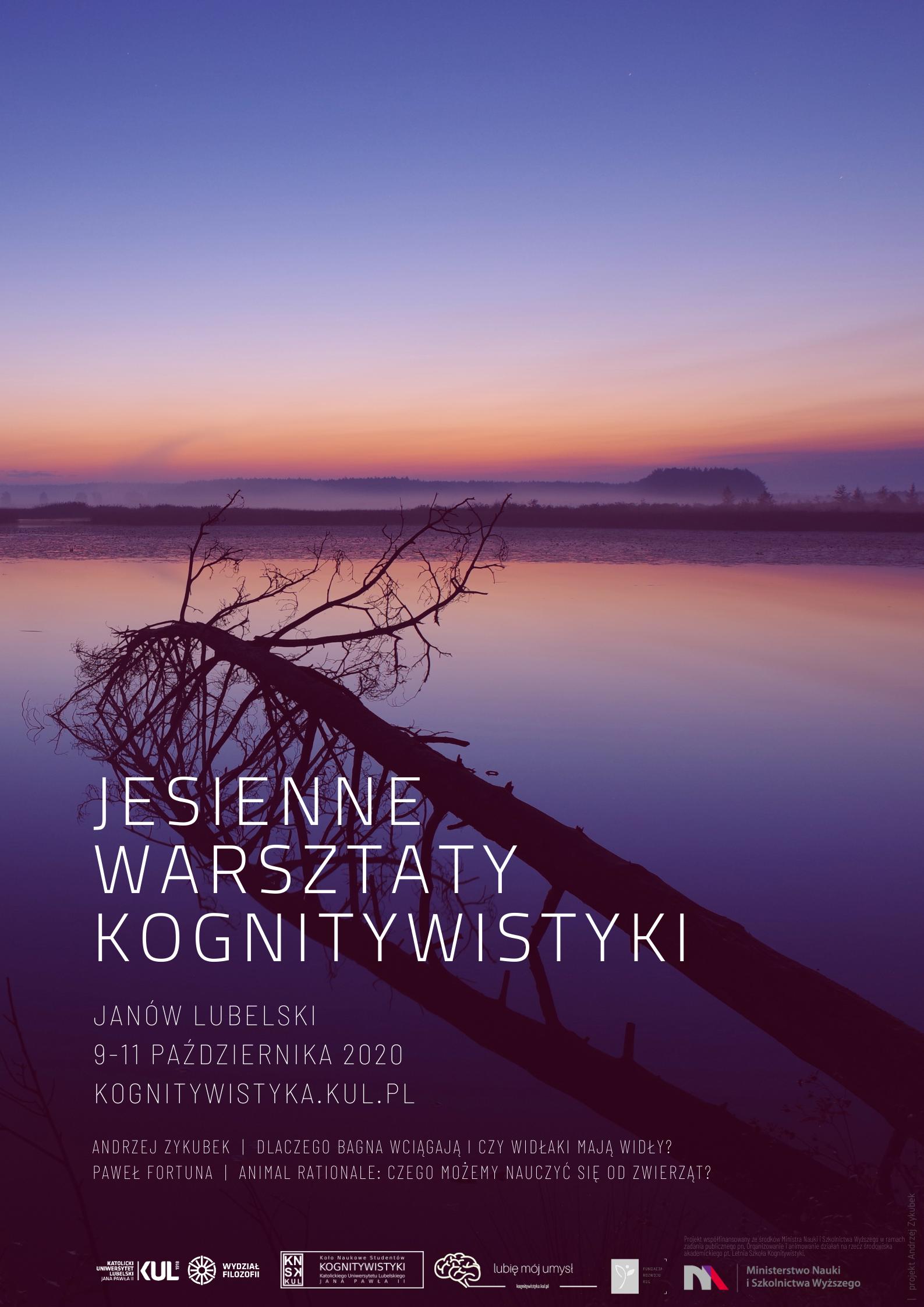 Jesienne Warsztaty Kognitywistyki